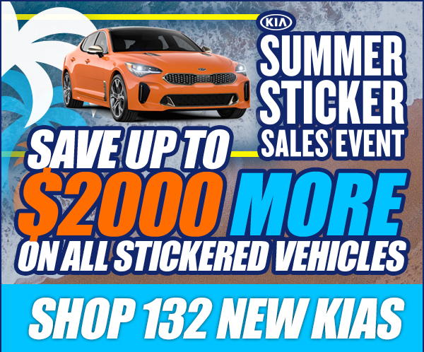Save Up To $2000 More On Select Stickered Vehicles