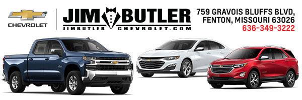 Monthly Deals Specials At Jim Butler Chevrolet