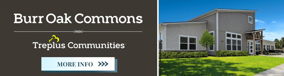 Burr Oak Commons - Delaware, OH 55+ Retirement Communities