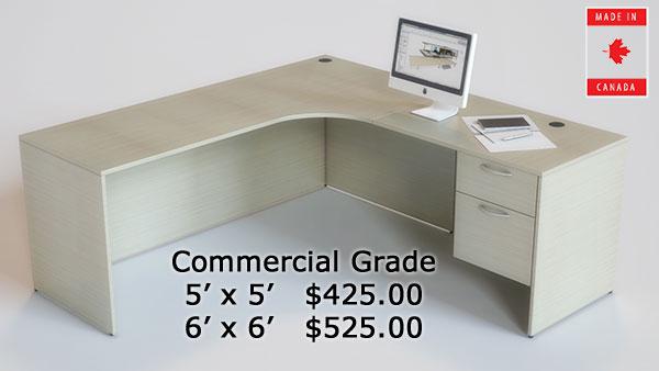 Commercial Desks Sale