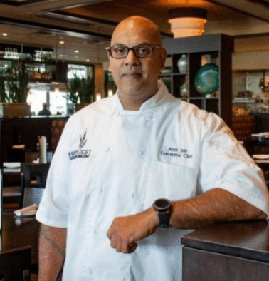 Executive Chef Amit