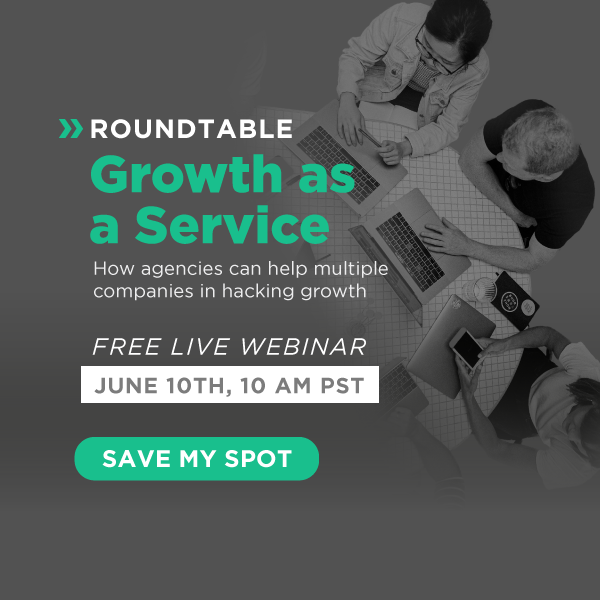 Roundtable: Growth as a Service