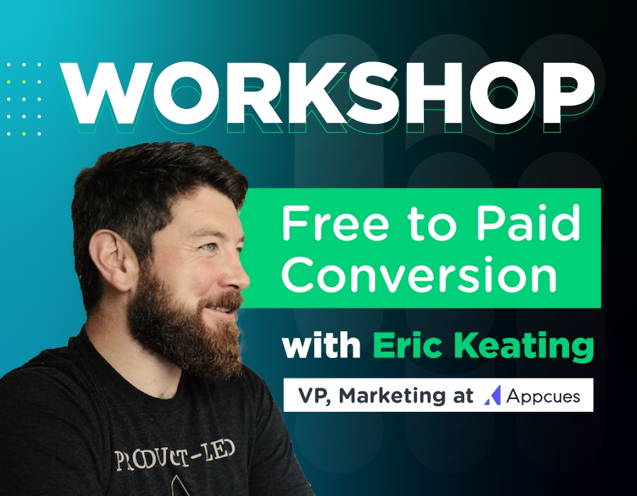 Workshop: Free to Paid Conversion