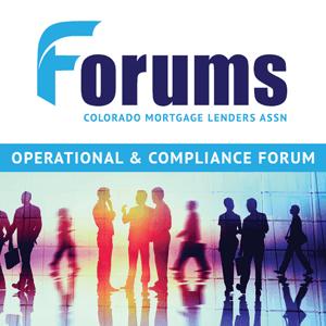Operational & Compliance Forum - Oct 2020
