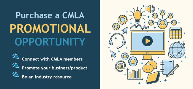 CMLA Member Promotional Program